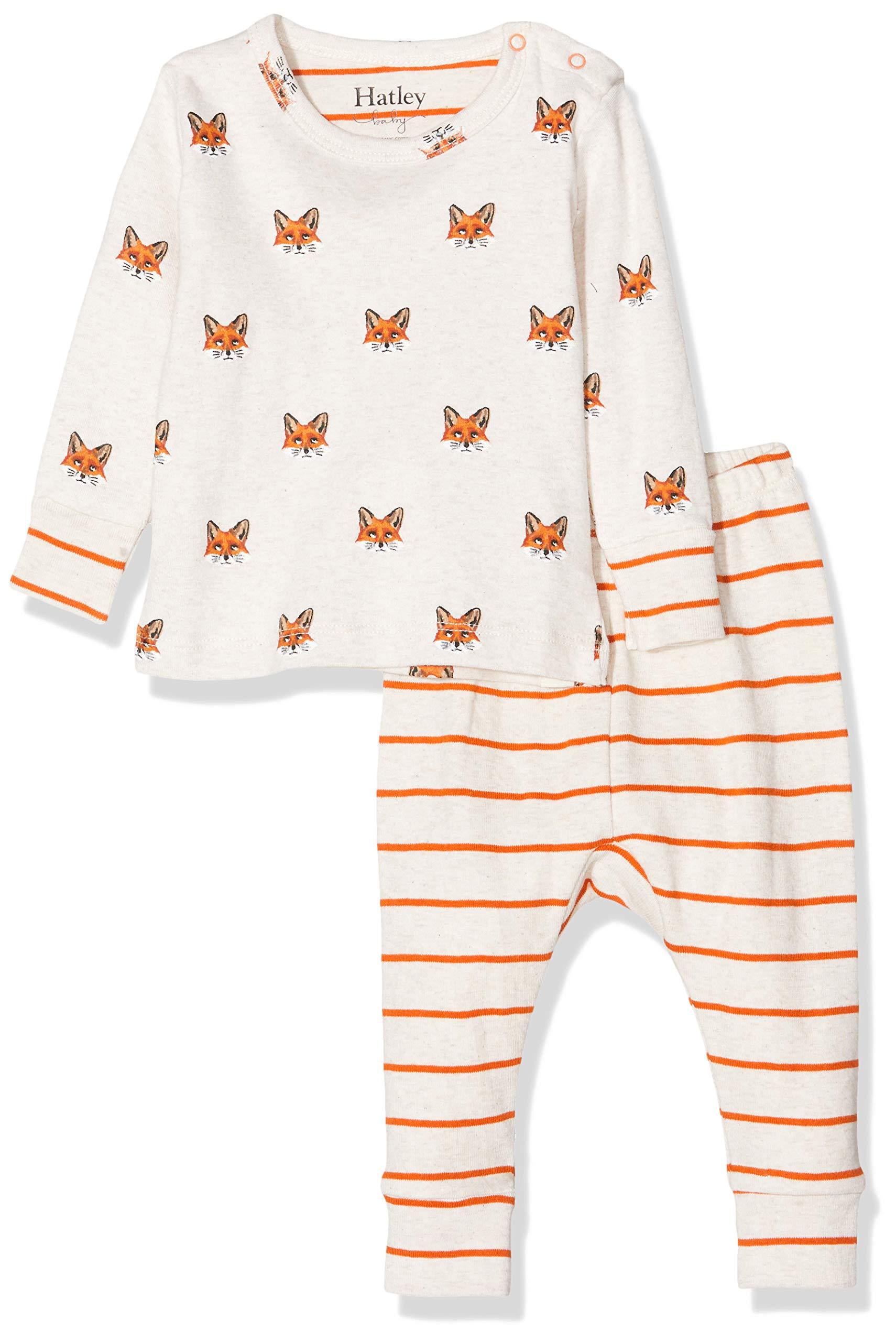 Hatley Organic Cotton Pyjama Sets Conjuntos de Pijama para Bebés 1