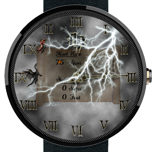 animated-fiction-android-wear-watchface