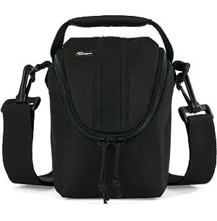 Lowepro LP36214 Adventura Ultra Zoom 100 Shoulder Bag  Black