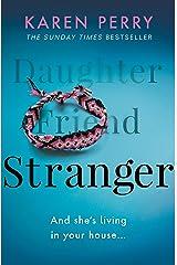 Stranger Kindle Edition