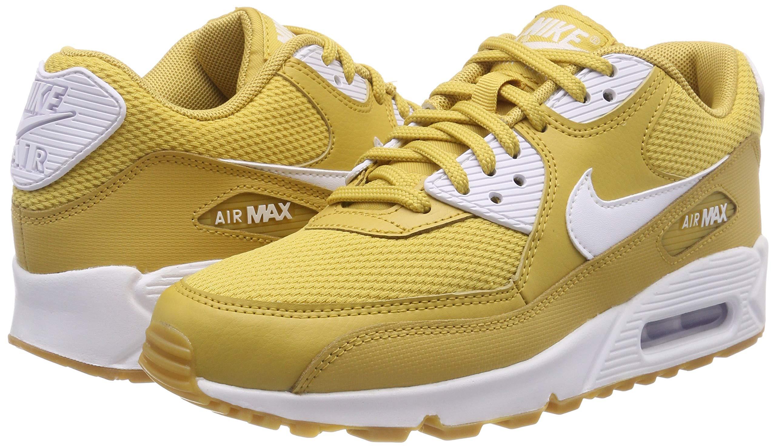 Zapatos NIKE Air Max 90 325213 701 Wheat GoldWhite