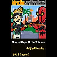 Sunny Steps & the Volcano | The Squad Season2: Funny Story Comics vol9 (English Edition)