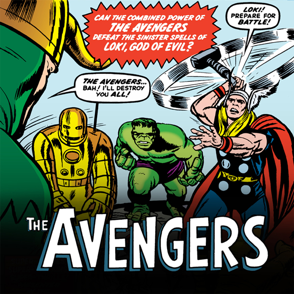 avengers-1963-1996-collections-39-book-series