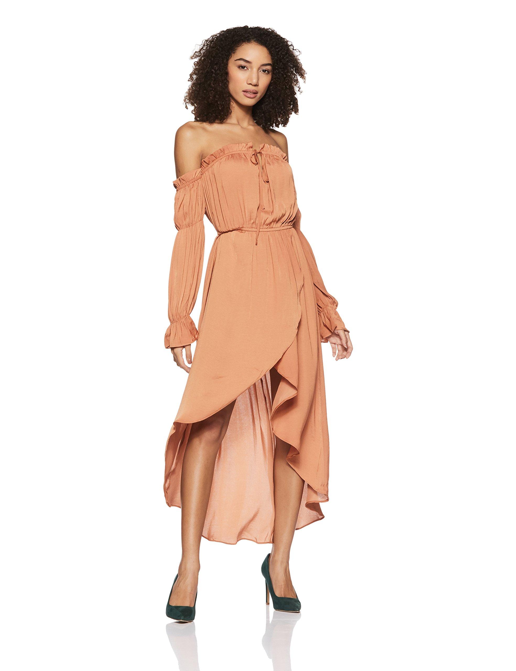Forever 21 Women's A-Line Maxi Dress