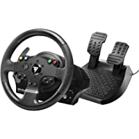 Thrustmaster TMX: ergonomic racing wheel with a 2-pedal pedal set - Compatible with Xbox One and PC, Works on Xbox…