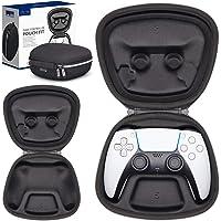 Sisma Custodia da viaggio per Controller Wireless PS5 DualSense, Cover rigida per riporre e proteggere Gamepad originale…