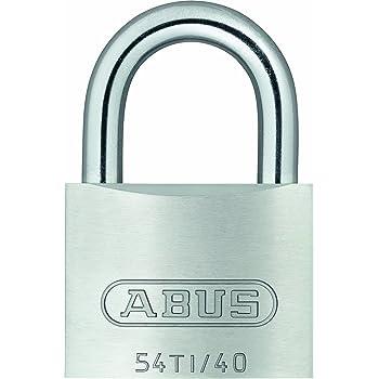 ABUS Titalium-Vorhangscloss 54TI/40 56215