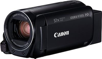 Canon Legria HF R806 Camcorder (3,28 Megapixel) schwarz