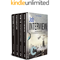JOB INTERVIEW: THIS BOOK INCLUDES: Guide to a Winning Interview, How to Answer Questions, Preparation, Questions and…