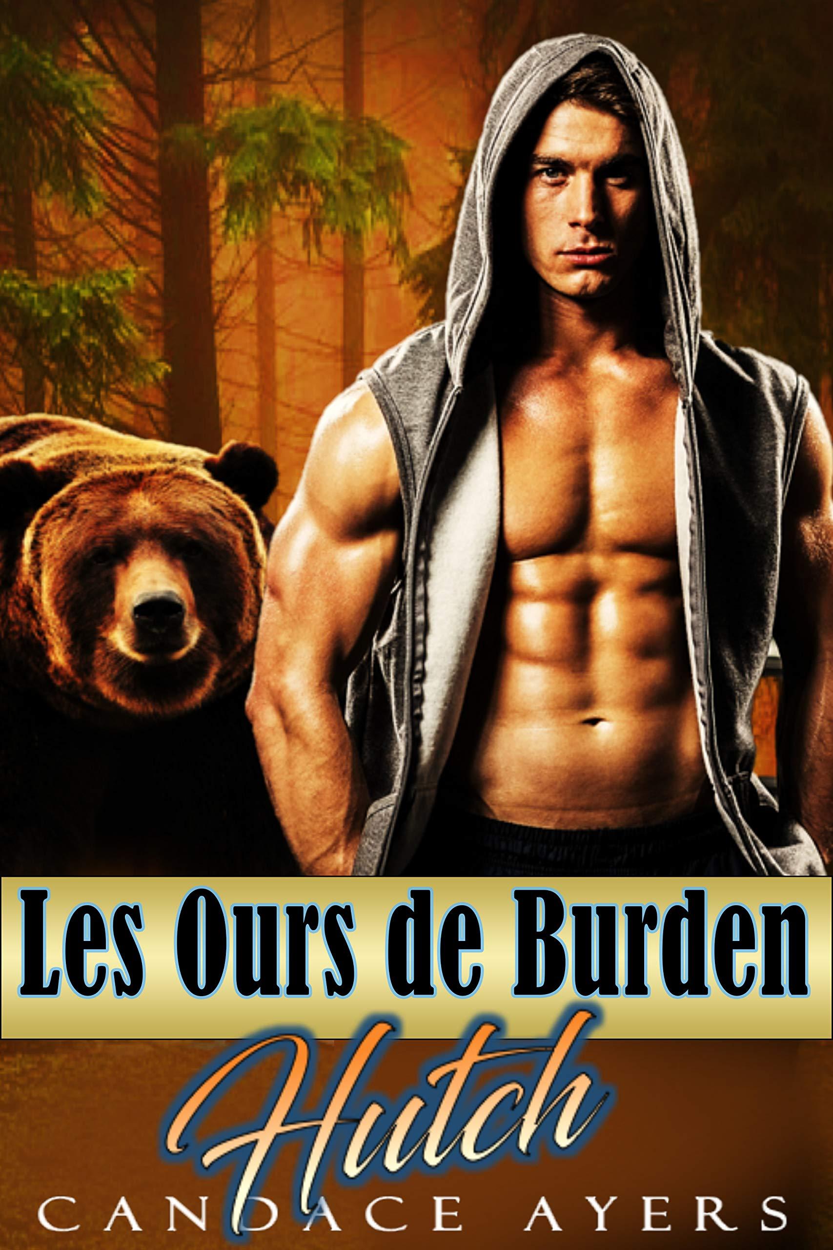 Hutch (Les Ours de Burden t. 3) por Candace Ayers