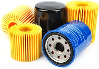 Oil filters buy oil filters online at best prices in india amazon engine oil filter for honda civic 2005 2011 petrol 18l set of 1 pcs fandeluxe Image collections