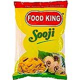 Ahaar Food King Nutritious Sooji / Rava fine 500 Grams