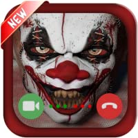 Fake Call From Crazy Scary Clown Killer - Free Fake Phone Caller ID PRO 2018 - PRANK