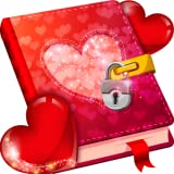 Journal d'amour avec clé
