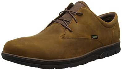 Timberland Bradstreet Casual Ox Goretex, Chaussures à Lacets Homme, Marron Brown (Medium