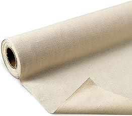 """Northwest Tarp & Canvas Cotton Duck Canvas Cloth, 10Oz., Natural Color, 60"""" Width"""