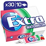Extra Gum Watermelon, 30 x 10 pellets
