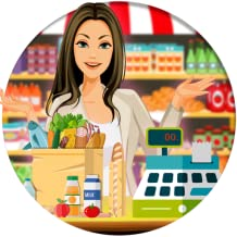 Cash Register Supermarket Manager