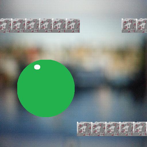 Green Marble Mayhem -