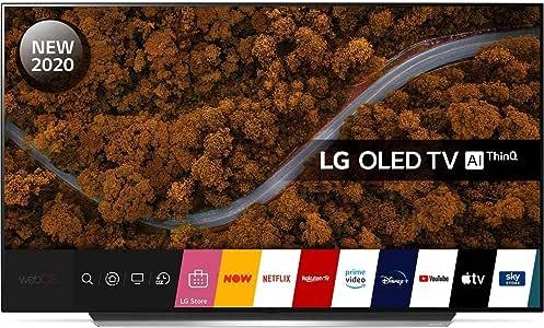 """OLED65CX5LB 65"""" 4K Ultra HD OLED Smart TV"""