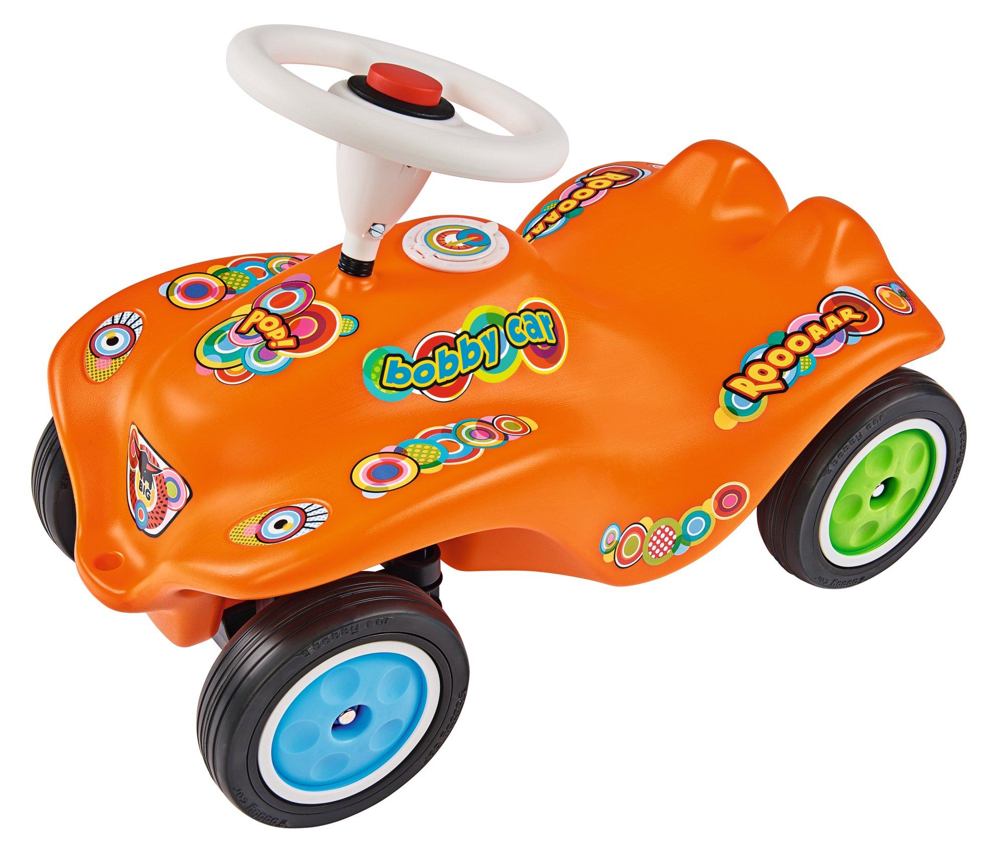 BIG 800056162 - New Bobby Car Pop limitierte Auflage