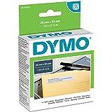 DYMO 48820 Étiquette dymo label 19 x 51 mm 500 pièces