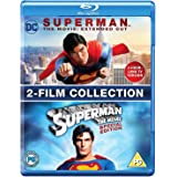 Superman: The Movie [Extended Cut/ 2-Film Collection] [Blu-ray] [1978] [2018] [Region Free]