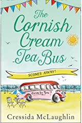 Scones Away! (The Cornish Cream Tea Bus, Book 3) Kindle Edition
