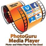 PhotoGuru Media Player - Foto und Video Player für die Cloud