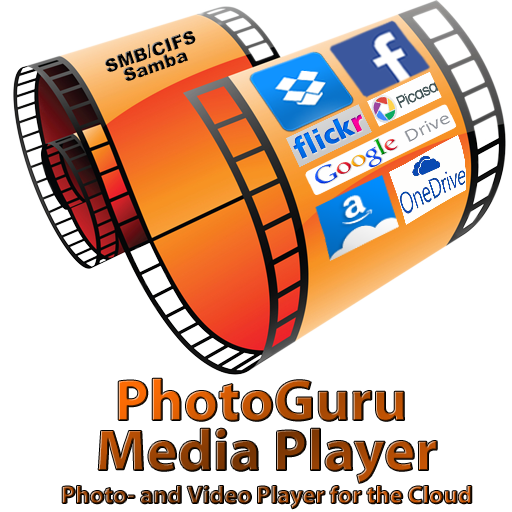 Photoguru media player - photo and video player fo the best Amazon