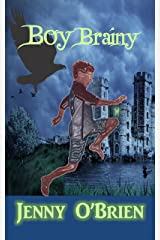 Boy Brainy: (Mystery fantasy book for kids age 7-13 years) (Dai Monday 1) Kindle Edition