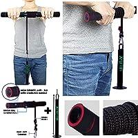 Xtrim-Forearm Blaster-Wrist Roller-Hand Exerciser, Muscle Strengthener, Arm Trainer,Steel Pipe - Anti-Slip knurled…