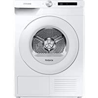Samsung Sèche-linge à pompe à chaleur DV80T5220TW/S2-8 kg - A+++ - Simple Control avec WiFi et Auto Cycle Link - Moteur…