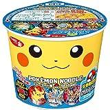 Fideos con salsa de soja Pokemon Pikachu 38 Gr: Amazon.es ...