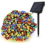 Solar lamp for Home Hardoll String Lights 200 LED Decorative Lighting for Garden, Home, Patio, Lawn, Party,Holiday,Indoor,Out