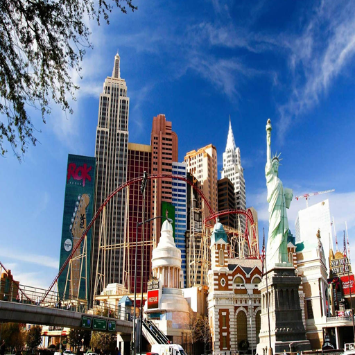 Las Vegas Nevada Scenery Live Wallpaper Amazon Co Uk Appstore For Android