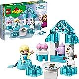 LEGO 10920 DUPLO Elsa och Olofs Teparty, Flerfärgad
