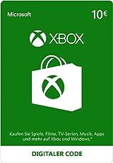 Xbox Live - 10 EUR Guthaben [Xbox Live Online Code] [PC Code - Kein DRM]