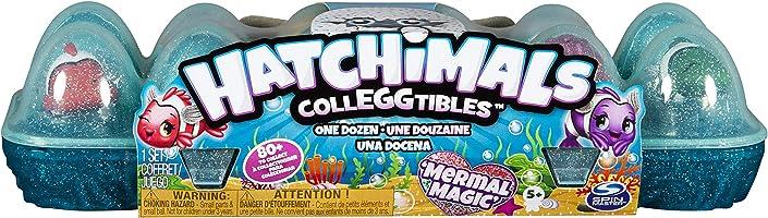 Hatchimals à Collectionner - 6045511 – Jouet enfant - Boîte de 12 Figurines Saison 5 - Modèles Aléatoires