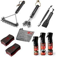 Weber Cleaning for Enamel Gas Grills Kit de Nettoyage pour Barbecue à gaz émaillé, 0