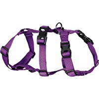 Petslike Double H Harness Purple ( Size Small ), Purple, Small, 250 g