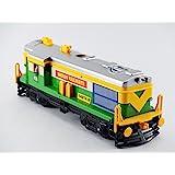 Centy Toys & Model of Indian Railway's Diesel Locomotive Engine-Kidsshub (200*57*70) mm Green