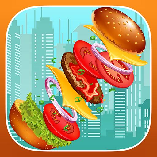 Sky Burger : Tower Burger (Kostenlose Sky Burger)