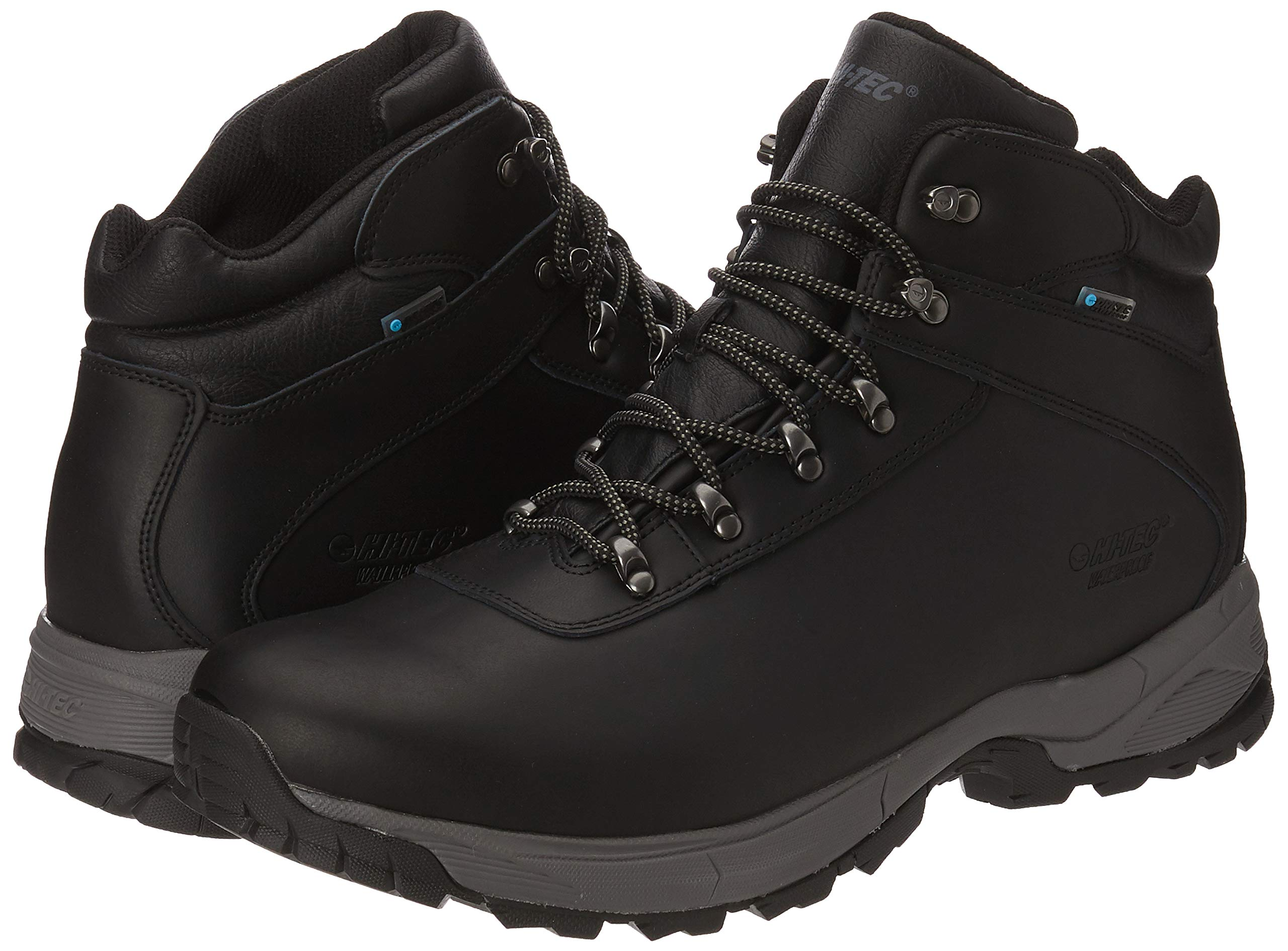 Hi-Tec Men's Eurotrek Lite Wp High Rise Hiking Boots 5