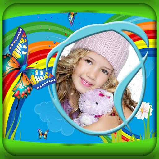 Kinder-Fotorahmen