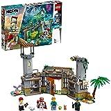 LEGO Hidden Side Newbury verlaten gevangenis 70435 spookspeelgoed, unieke speelervaring met augmented reality voor kinderen (