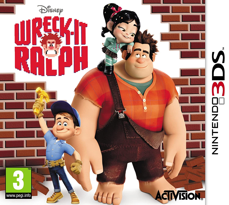 WreckIt Ralph Nintendo 3DS Amazoncouk PC  Video Games