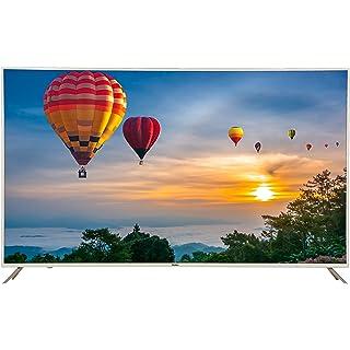 Haier 140 cm  55 inches  4K UHD LED Smart TV LE55U6500UAG  Gold