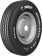 MRF Automiller 4.00-8 76N AUTO Tyre(6PLY)