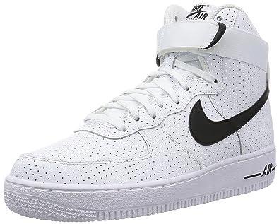 Air Nike '07Scarpe Da 1 High UomoNerowhite Force Ginnastica RjSLcq5A34